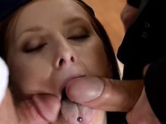 Hardcore MMF At Bachelor's Get-together With Anal Act of love Lover Linda Gorgeous